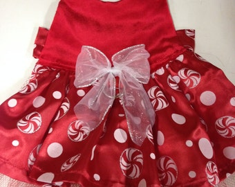 Peppermint Party Dress