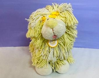 80s Stuffed Dog Etsy