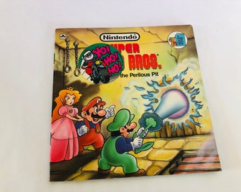 f51598c30b2 Super Mario Bros Book
