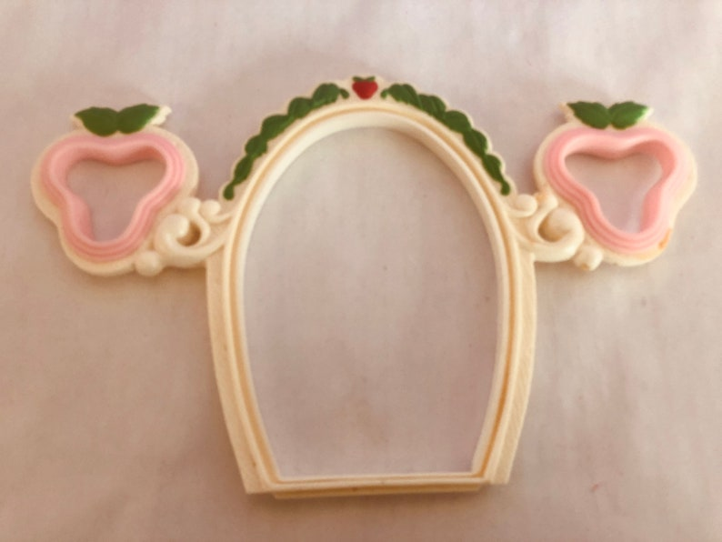 Vintage STRAWBERRY SHORTCAKE ~ Berry Happy Home Replacement ~ Window /& Pink Part