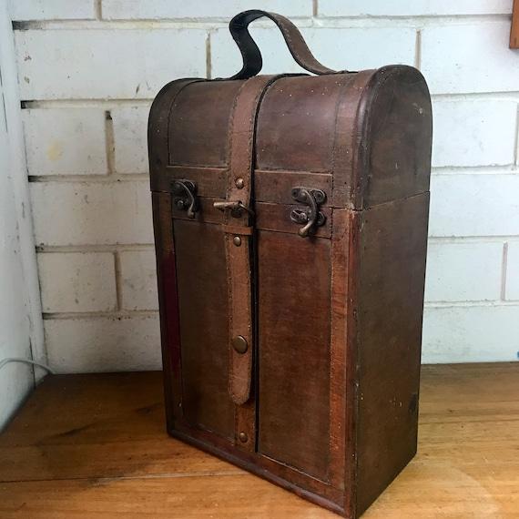 vintage handmade case / b...
