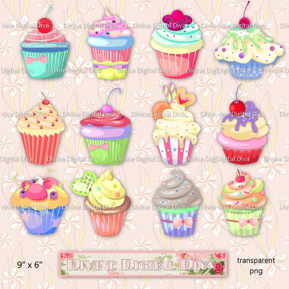 Isolated cupcake silhouette icon royalty free vector image.