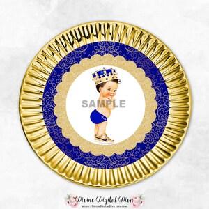 The Little Prince PP905RH Baby Dinner Plate Diameter 21/cm Pink