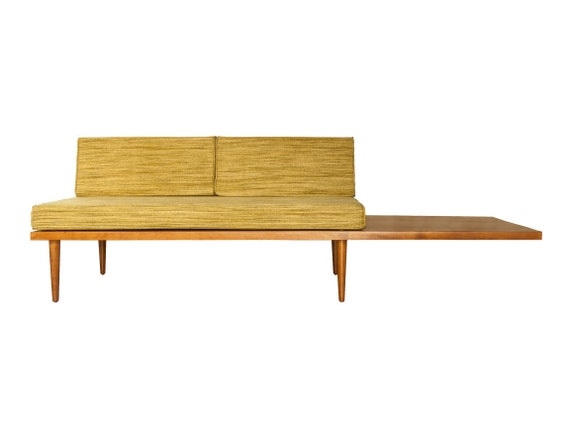 Miraculous Mid Century Modern Daybed Casara Modern Classic Sectional Sofa Alphanode Cool Chair Designs And Ideas Alphanodeonline