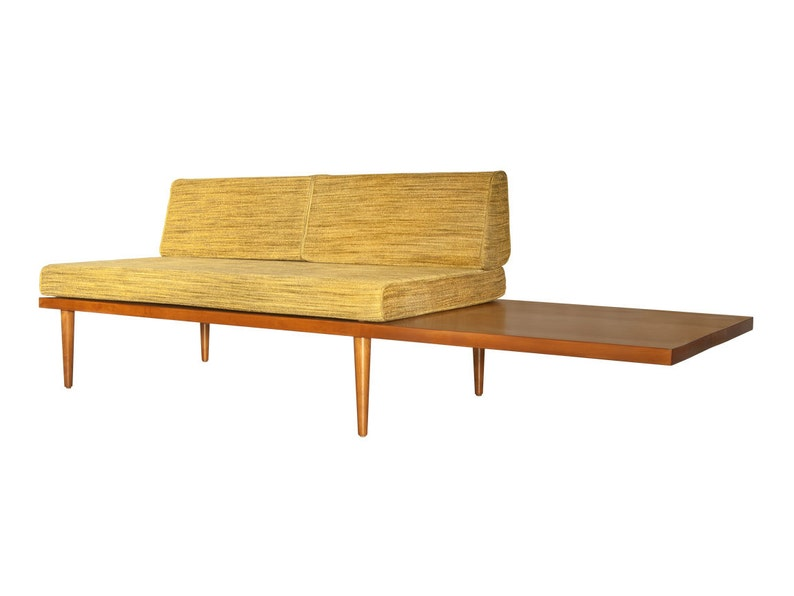 Mid Century Modern Daybed Casara Modern Classic Sectional Sofa
