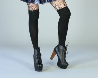 SALE! Studded Above The Knee Socks