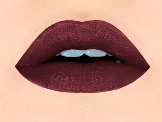 Lust Mac Geräuchert Lila Dupe Lippenstift Und Liner Oder Probe Vegan Freundlich