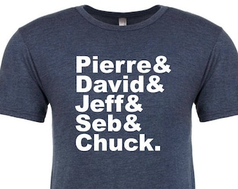 PUNK ROCKER NAMES - TriBlend t-shirt all sizes many colors