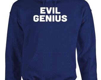 3c93e8ee EVIL GENIUS - Fleece Pullover Hoodie