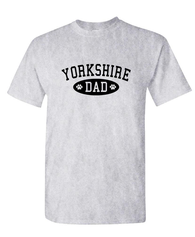 Papa T-Shirt YORKSHIRE - T-Shirt Papa Tee Shirt en coton unisexe 52da69