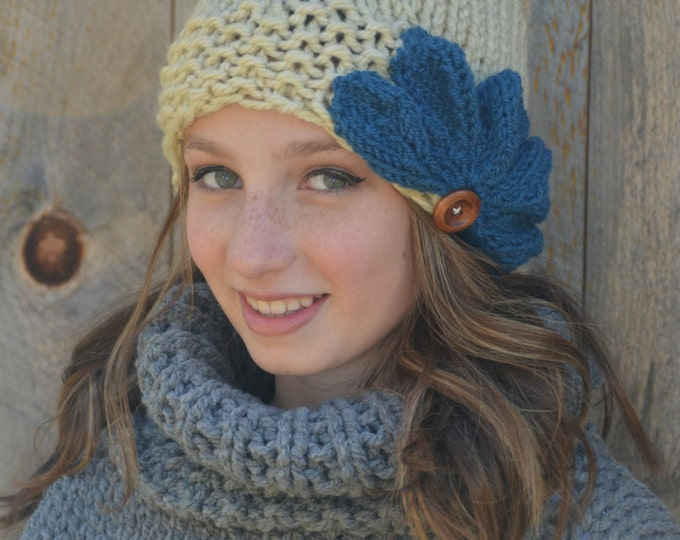 Ruby Slouchy Hat - IN STOCK