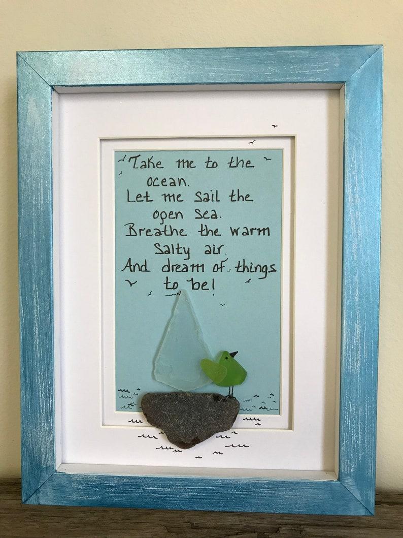 Take Me to the Sea: Poems