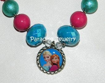 Bubblegum Bead Jewelry