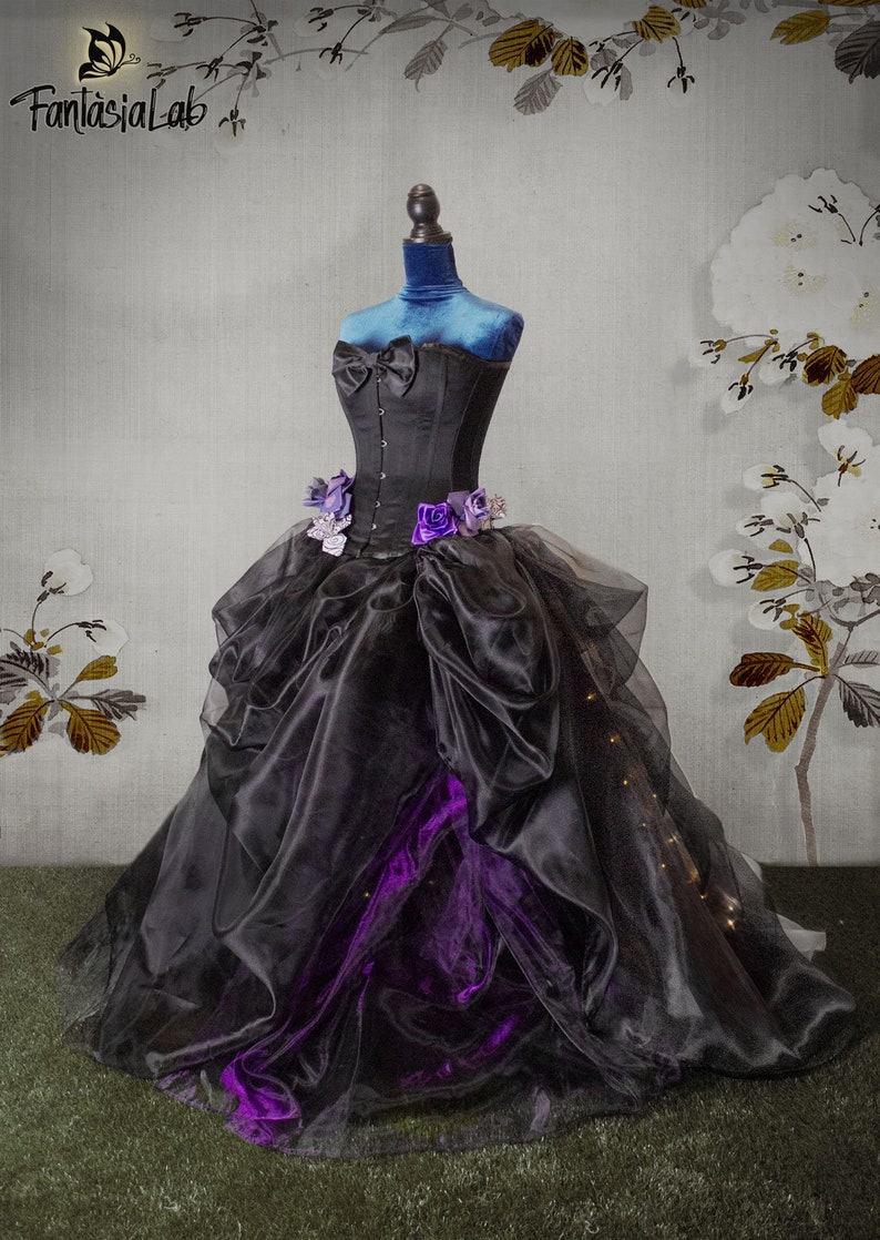 SALLY Wedding dress Nightmare Before Christmas Wedding ...