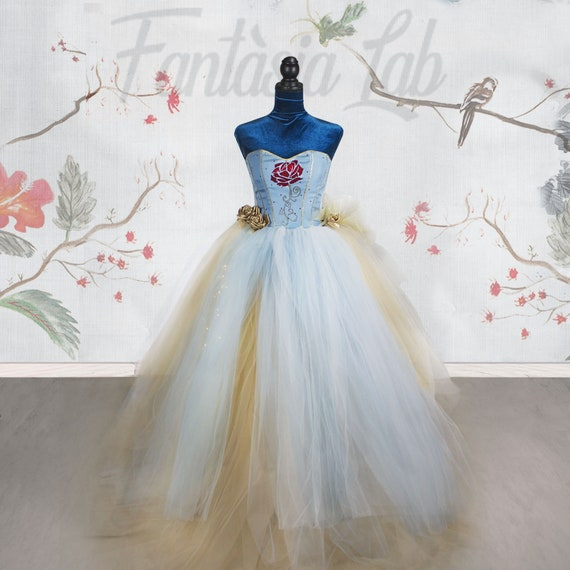 Mix Handmade Doll Dress Doll Wedding Party Bridal Princess Gown Clothes TOPLUS