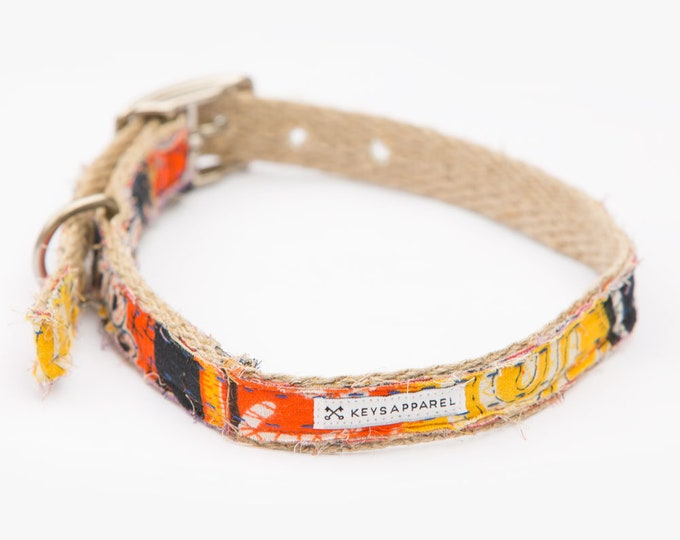The Sari Dog Collar - Large