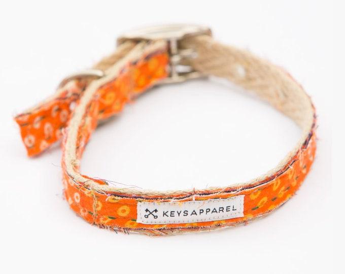 The Sari Dog Collar - Small