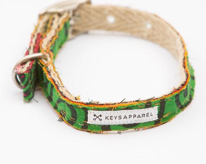 The Sari Dog Collar - Large (Various Colors)