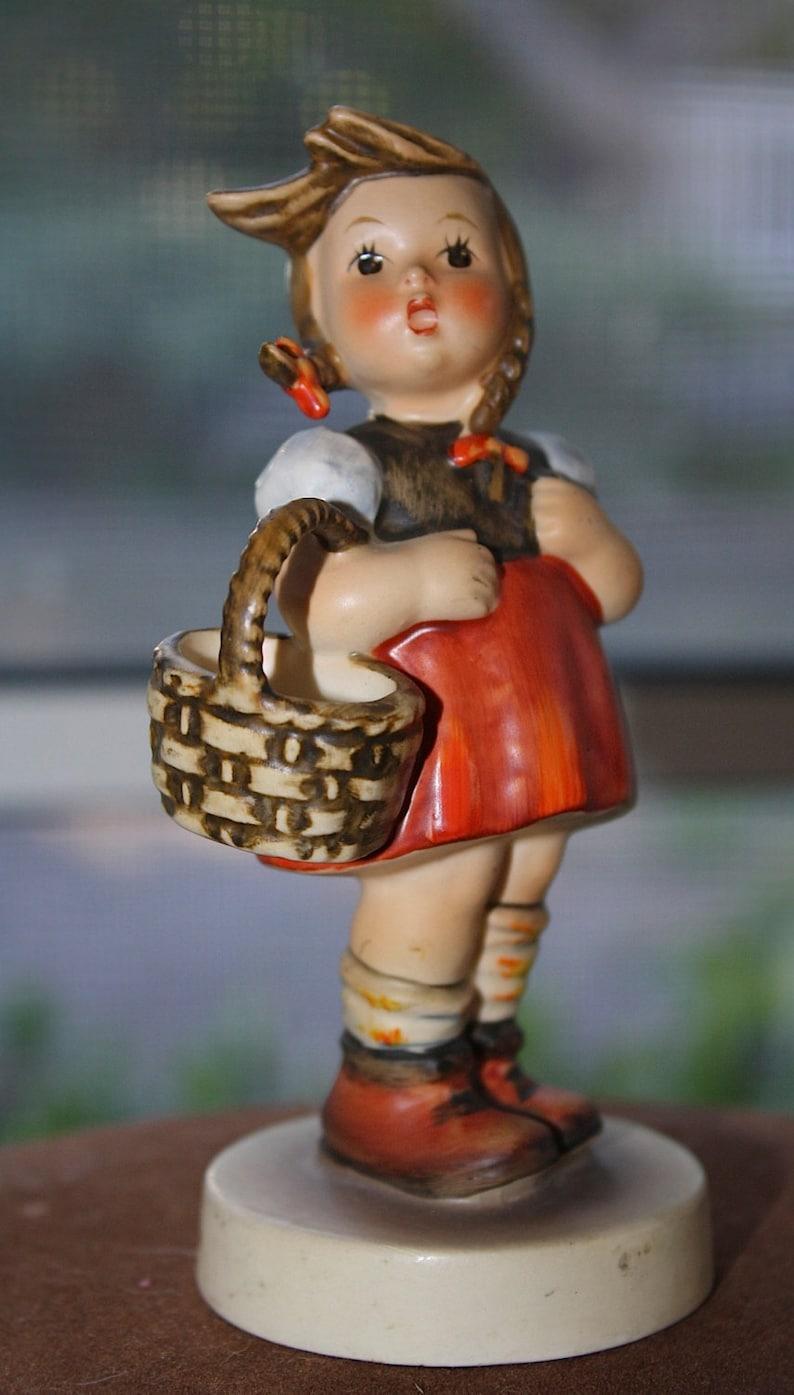 Rare 1959 Hummel - Little Shopper Gretel 96