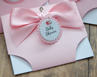 Unique Baby Shower Invitations Etsy