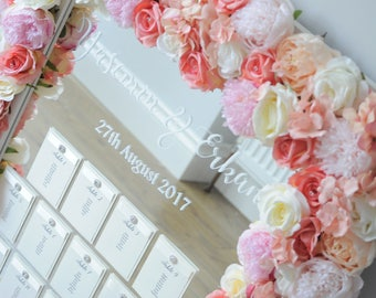 Simple Ivory Table Plan - To Fit A2 Frame Self Assemble
