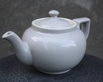 Vintage HALL Porcelain Teapot, Made in USA