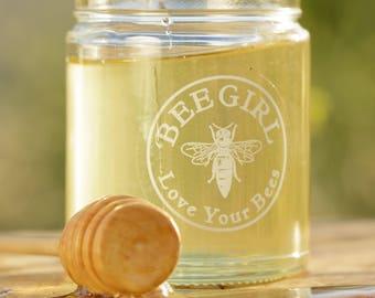 Bee Girl's Teaching Honey 12 oz