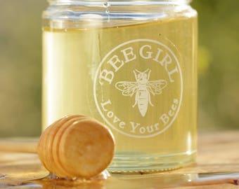 Bee Girl's Teaching Honey 21 oz