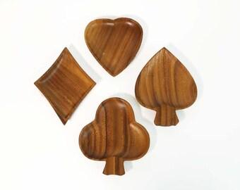Hearts spades bowl | Etsy