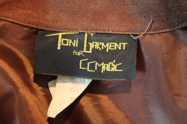 Tony garmet for cc magic blazer