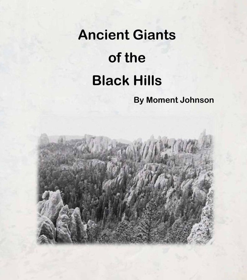 Ancient Giants of the Black Hills a self published image 0