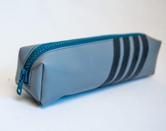 zipper purse truck canvas pouch clutch pencil bag small wallet