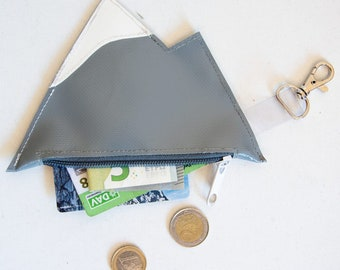 Zipper pouch for mountain lovers