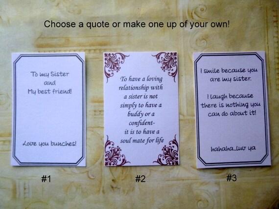 Verwonderlijk 12 monster zus gedichten uit te kiezen niet kopen gratis bij | Etsy MT-78