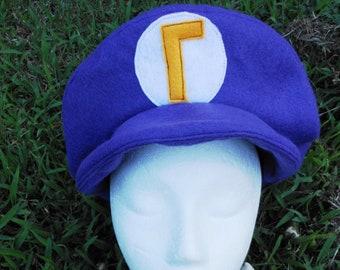 Waluigi Hat