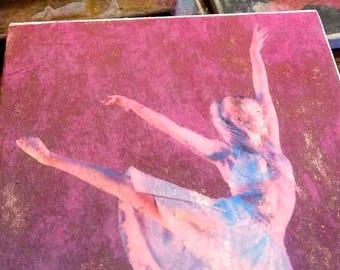 5x7 custom photo transfer canvases