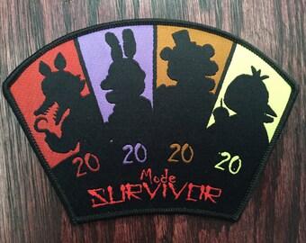 Five Nights Survivor Patch - SALE