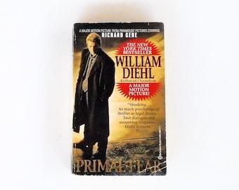 Toys Primal Fear by William Diehl (