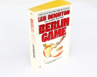 Toys Berlin Game by Len Deighton (1