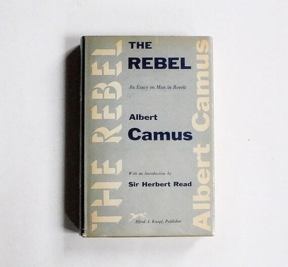 Topic English Essay  Custom Essay Paper also General Paper Essay Albert Camus The Rebel An Essay On Man In Revolt   Etsy Descriptive Essay Topics For High School Students