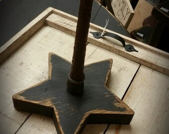 Star Candlestick Holder
