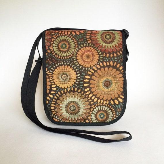 547ba05c2c35 Cross Body Bag Travel Bag Mini Messenger Style In Spice