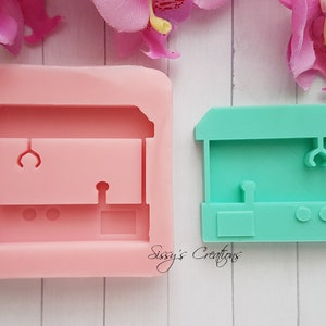 Claw Machine Shaker Mold candy epoxy uv candle wax melt resin molds cake topper decoration ice cube flexible plastic chocolate soap