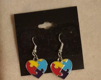 Beautiful Dangling Earrings