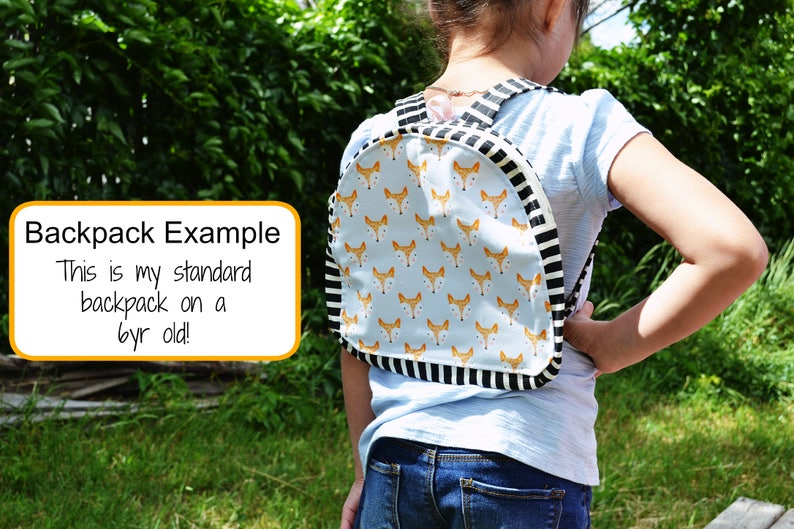 Mini Backpack Toddler Backpack Girl Daycare Bag Summer Bag Girls Bag Backpack Canvas Backpack Girls Backpack Diaper Bag Backpack