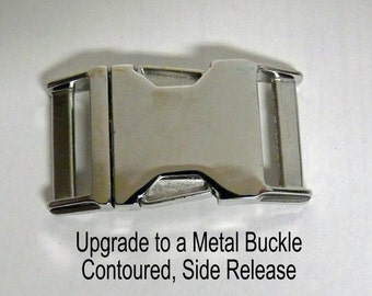 Metal Buckles/Martingale