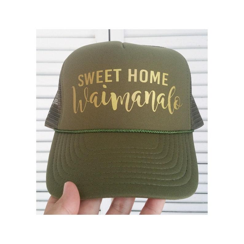 Sweet Home Waimanalo Etsy