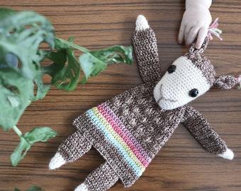 Llama Ragdoll crochet amigurumi pattern PDF INSTANT DOWNLOAD