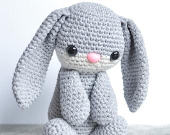 Bunny Onesiegurumi: No-sew amigurumi crochet pattern PDF INSTANT DOWNLOAD