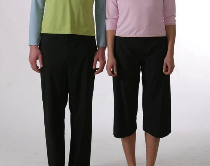CAPRI PANTS  black, wool, spandex, slim, business, tailored, trousers, classic, round seam, size, business, modern